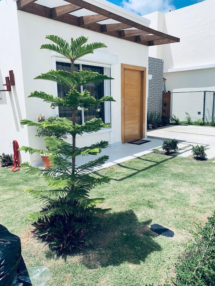 Casa alojamiento acogedor aire natural  Y fresco