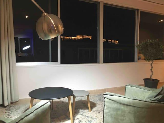 Ermou AcropolisView Spacious Suite @ Plaka