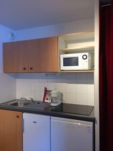 Charmant appartement dans une résidence de 2006