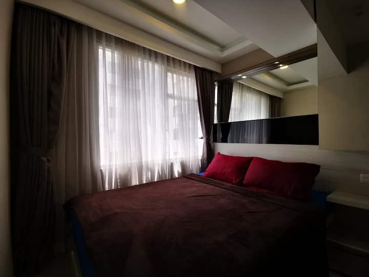 Apartemen Jarrdin 2 Bedroom 33m2