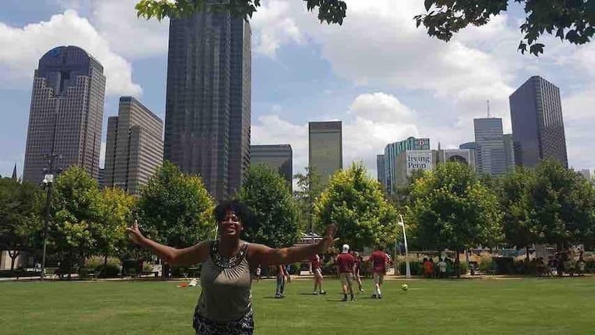 Urban, Fresh , Dallas Nook