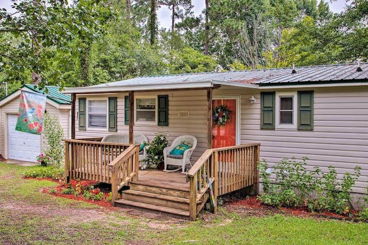 NEW! Waterfront Lake Marion House w/ Private Dock