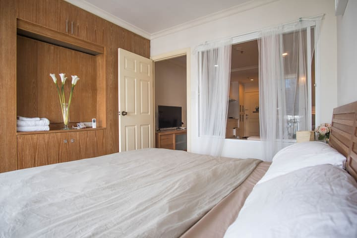 Nice apartment in Asoke downtown