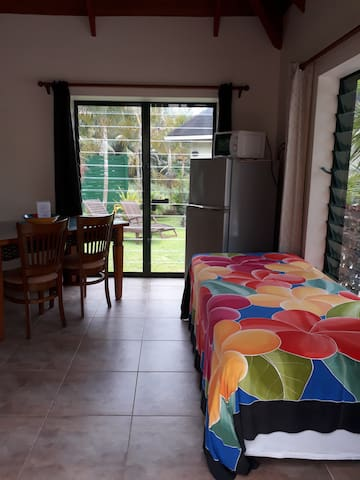 Dorothy's Muri Beach Bungalows - 1 Bedroom - 3