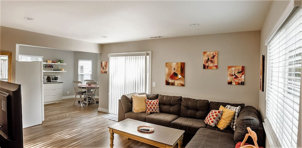 2BR  Home in downtown San Jose #B