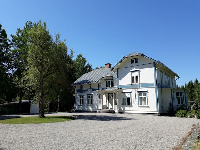 Geijersholms Herrgård B&B - Tripple room