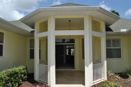 New To Rental Market Your Home Away From Home! - Rotonda West - Haus