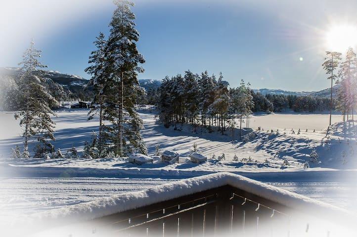 Leilighet i Vrådal - Alpin, Golf, Langrenn, Fiske