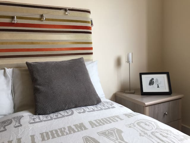 Entire house 2 beds 2 bathroom - Dublin Airport - Appartement