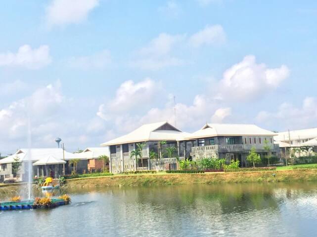 清逸 乡村迷你别墅 mini home - Tambon Nong Chom - Villa