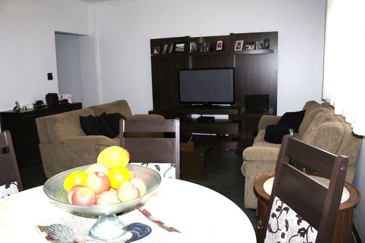 Apartamento Próximo ao Allianz Parque e PUC-SP