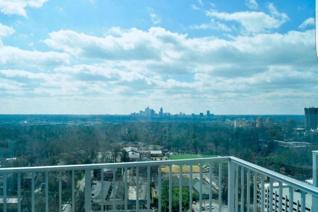 King Of All Views Flats For Rent In Atlanta Georgia