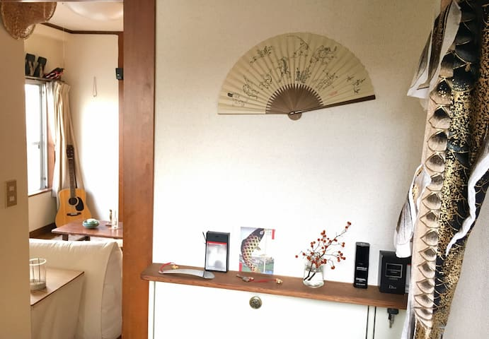 Sun flooded Authentic Japanese Home - Tokio - Wohnung
