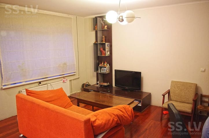 Apartment for families with children - Riga - Lägenhet