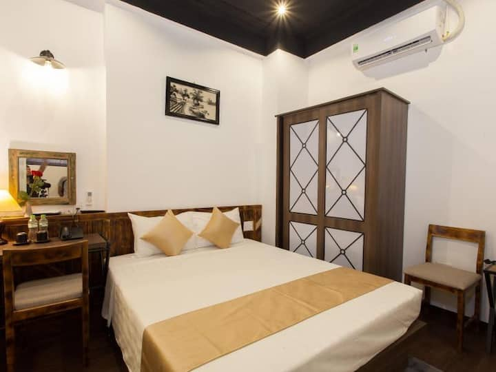 Luxury Backpackers-Superior double room
