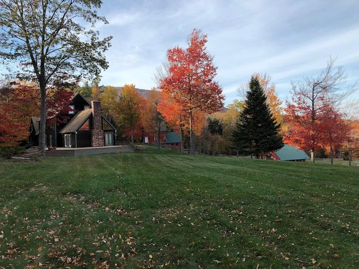 Andrew Brook Trail/Mountain Road Getaway
