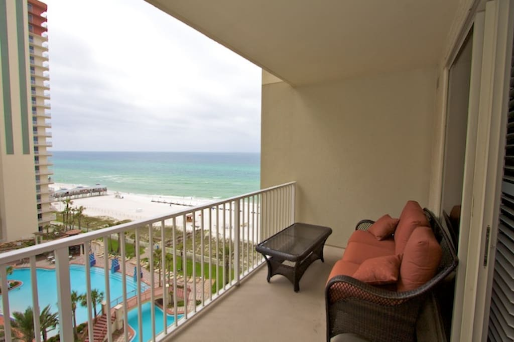 Shores Of Panama 1 Bedroom Plus Bunks Now With Now Amenity Fees For Spring Break Condominiums