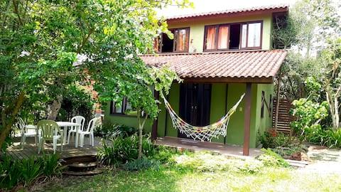 Casa do Ateliê - Um lugar tranquilo na Pinheira-SC