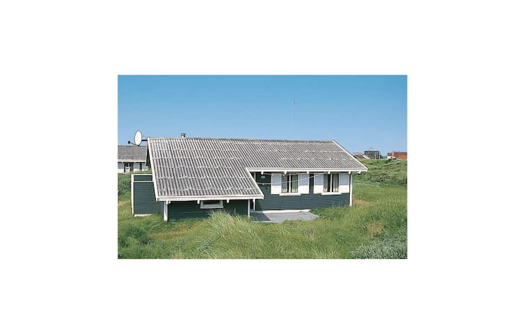 Holiday cottage with 2 bedrooms on 63m² in Frøstrup