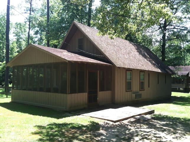 South Carolina Lowcountry River Cabin