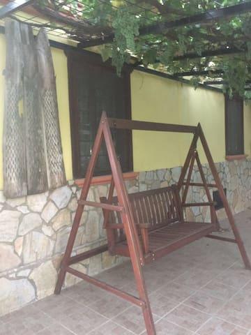 Asmalı Villa - Ayvalık - Villa