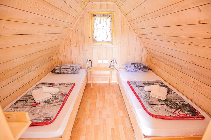 Little house - Glamping house SONCE