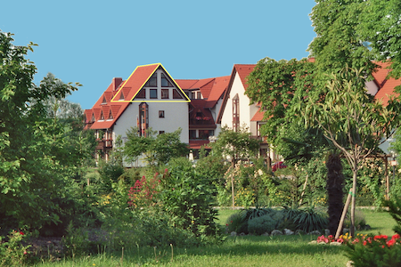 Möblierter Wohn(t)raum in 1A Lage unterm Zeltdach - Deidesheim - อพาร์ทเมนท์