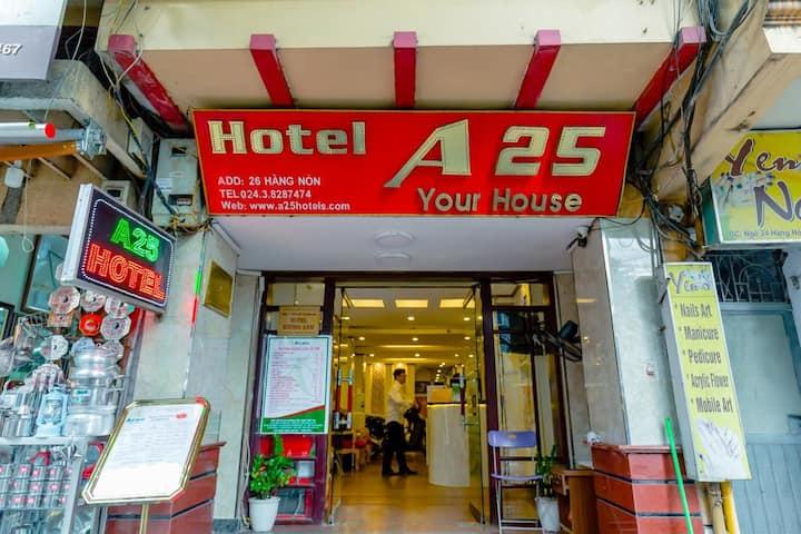 A25 Hotel - 26 Hàng Nón