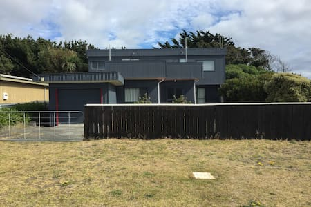 The Big Himatangi Beach House - Himatangi Beach - Casa