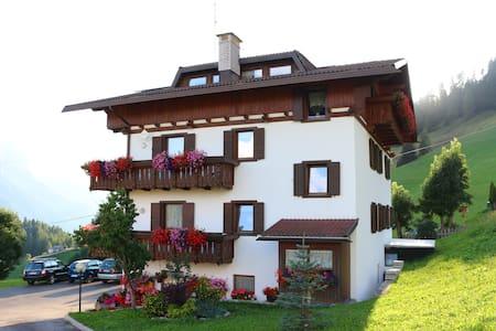 Mansarda sulle Dolomiti