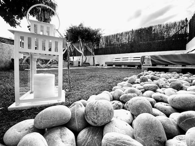 2 Rooms in Villa for groups @ Playa d'en Bossa