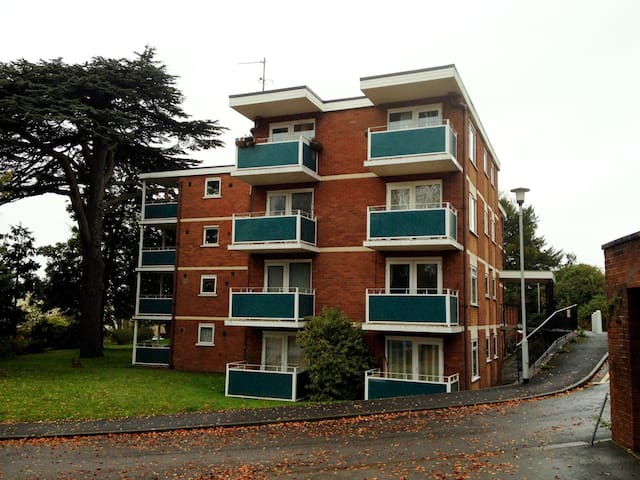 Lovely Studio Apartment with balcony & parking - Bristol - Apartment