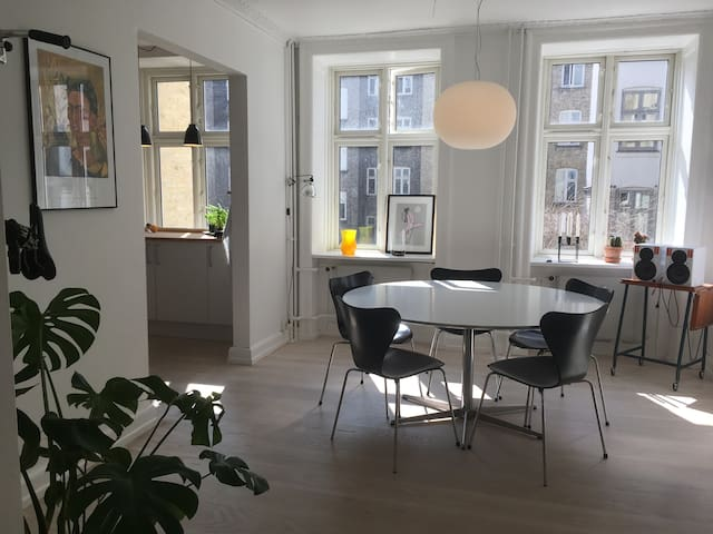 94m2 cosy apartment in the heart of Copenhagen - Copenaghen - Appartamento