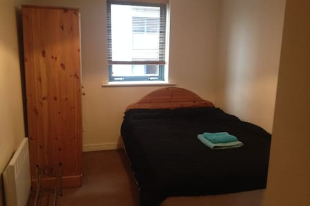 Central Manchester Double Room - Green Quarter - Manchester - Lejlighed