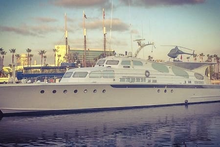 Private Luxury Yacht - Marina del Rey