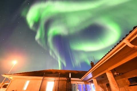 The Northern Light House - Jukkasjärvi / IceHotel