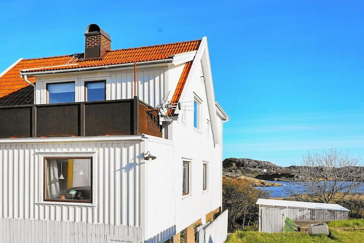 4 person holiday home in KYRKESUND