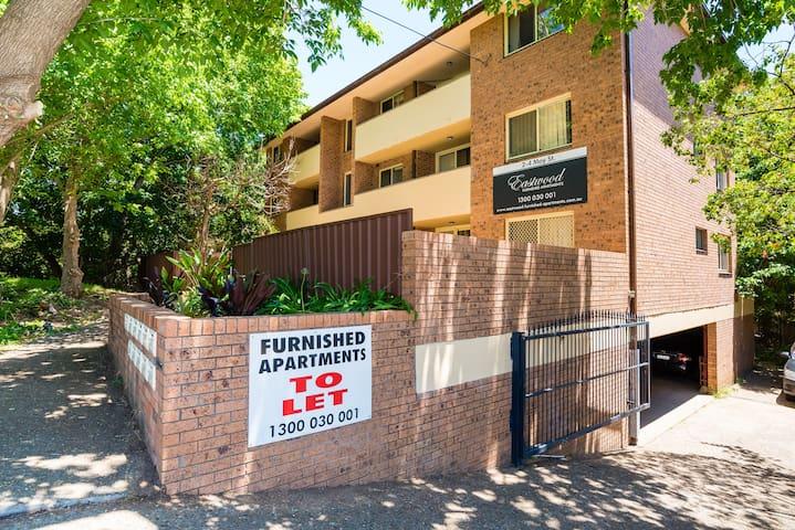 2 bedroom  furnished apartment-unit 7F