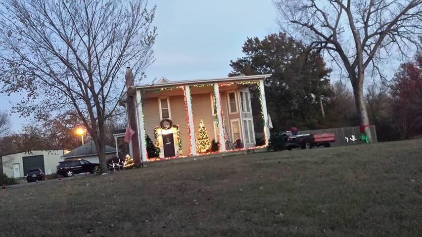 Historical Plantation Home