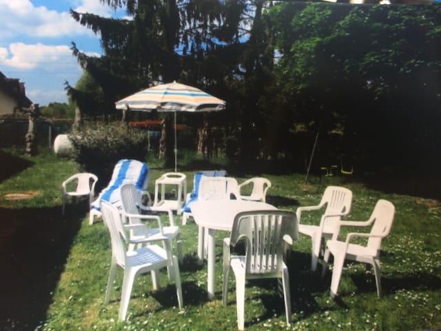 Maison familiale à Garennes-sur-Eure