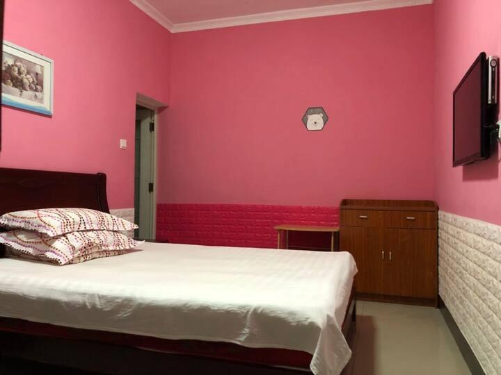 苍梧公园私家别墅标准大床房A