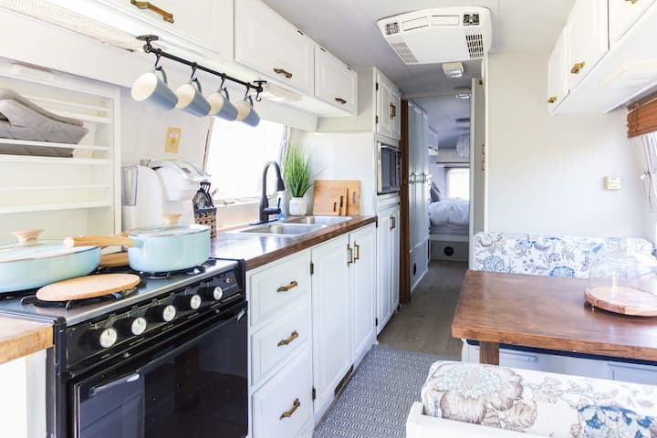 Apple Blossom Airstream