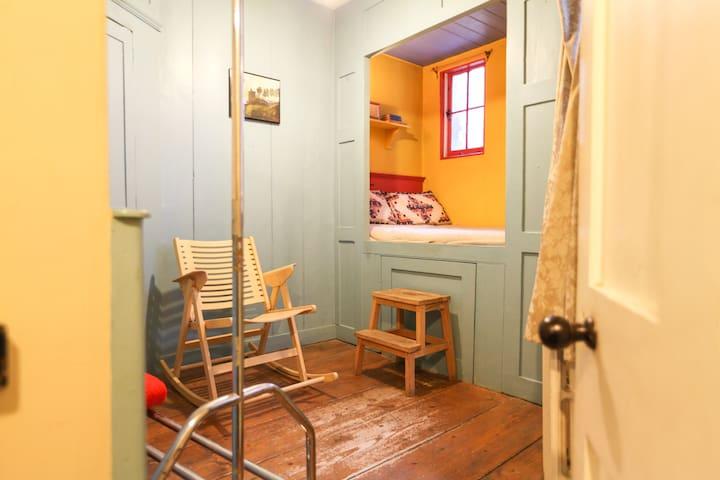 Cozy double bed in Spitalfields - London - House