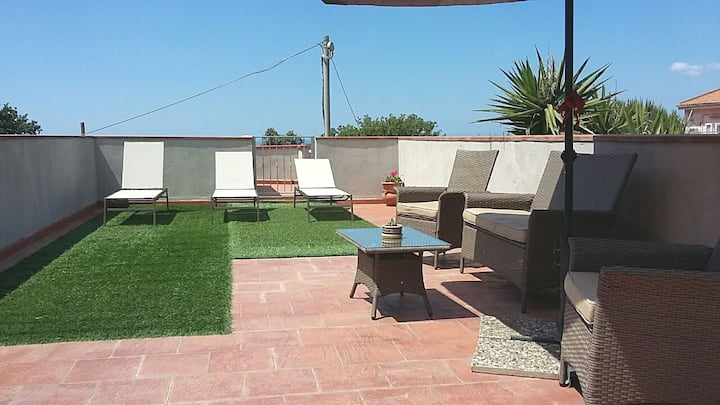 Casa Miramare, ottima location, wifi  smartworking