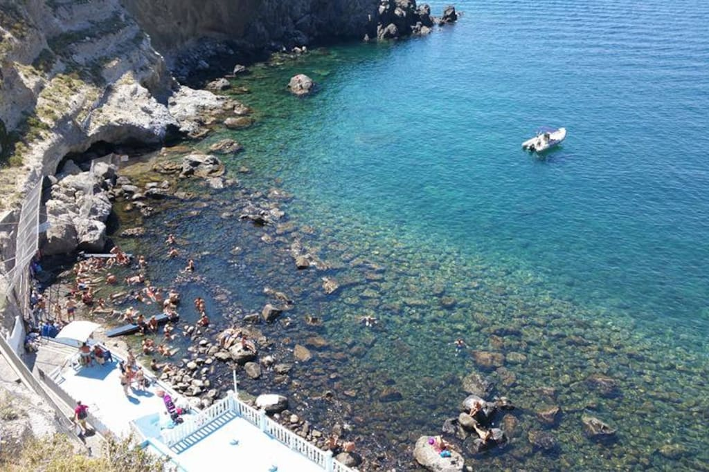 Monolocale con 2 Piscine Termali - Apartments for Rent in Forio, Campania, Italy