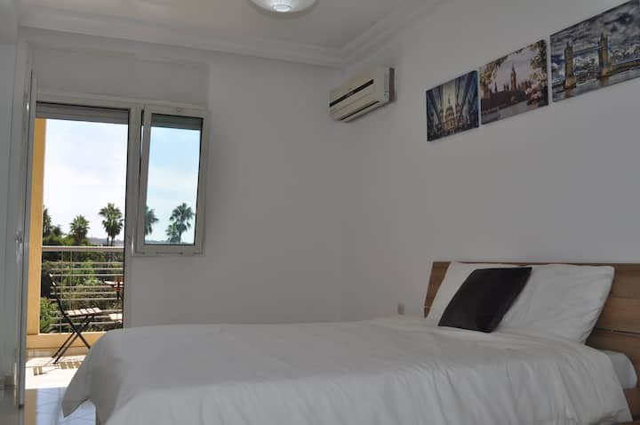 Luxurious  renovated 3bedrooms Downtown Rabat