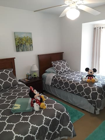 Beautiful Room in the Magical World of Disney