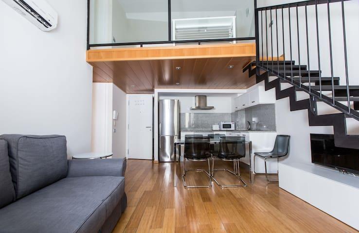Apartamento 4+1 en C/Ginesta 9 (3.2) - Gérone - Appartement en résidence