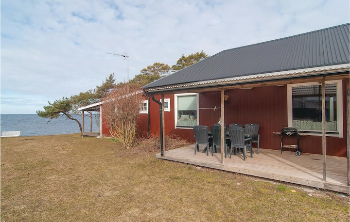 Amazing home in Visby with 2 Bedrooms
