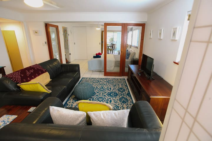 Self-contained Apartment in Bayside Brisbane